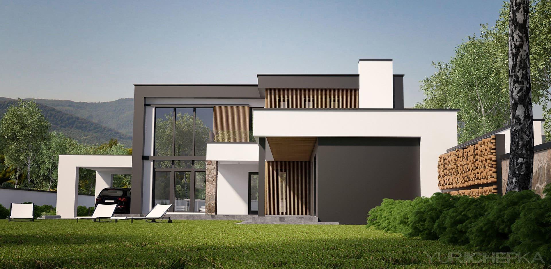 Реконструкція індивідуального житлового будинку в с.Бедевля.